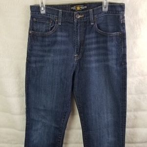 Lucky Brand Classic Straight Jeans